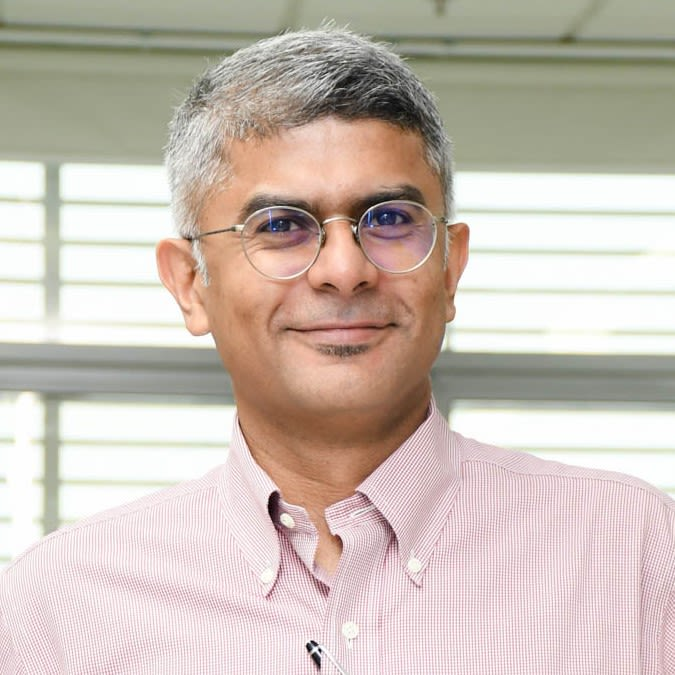 Dr Mehul Dhorda