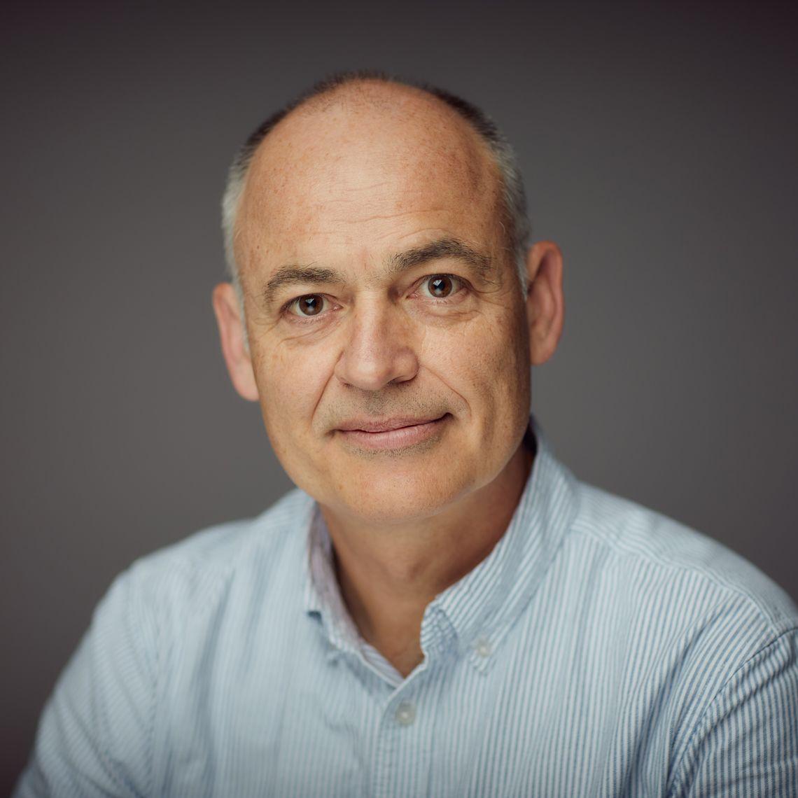 Professor Mike English