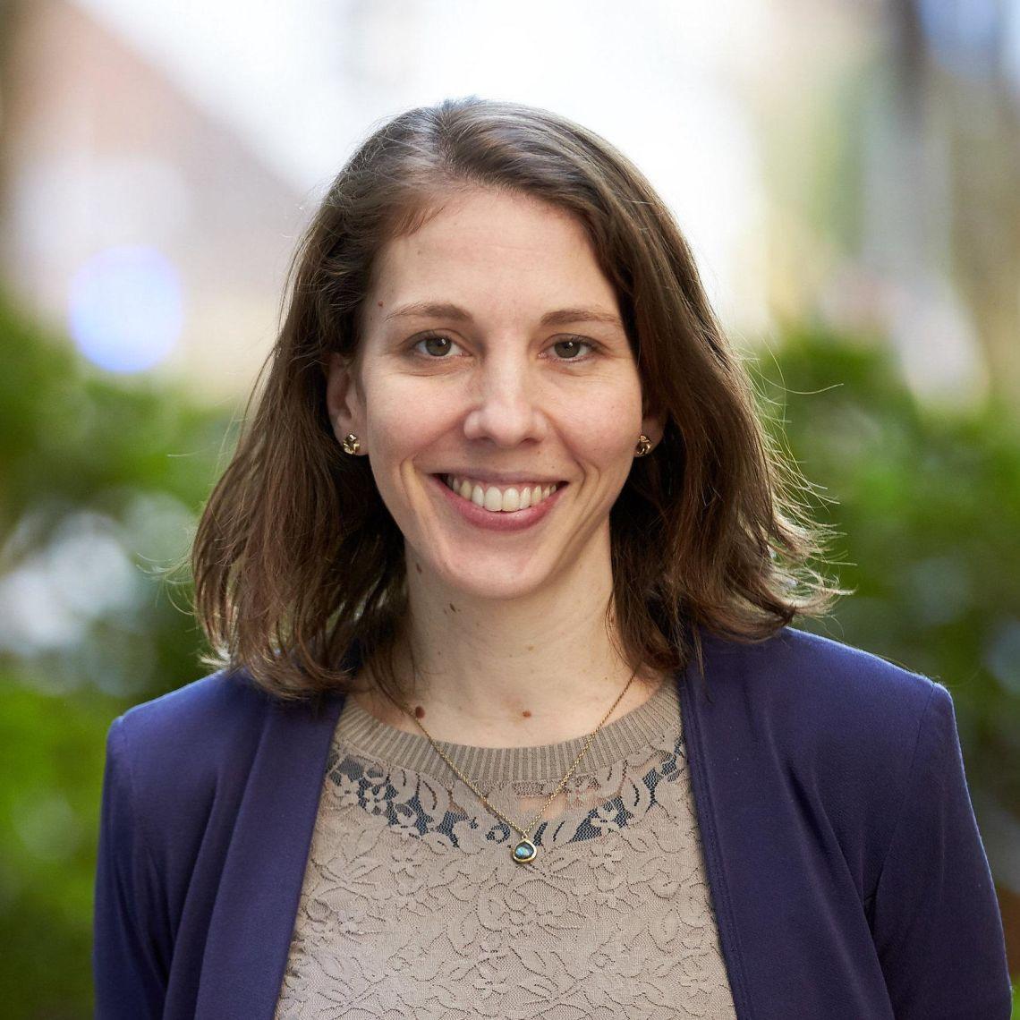 Dr Jeanne Salje