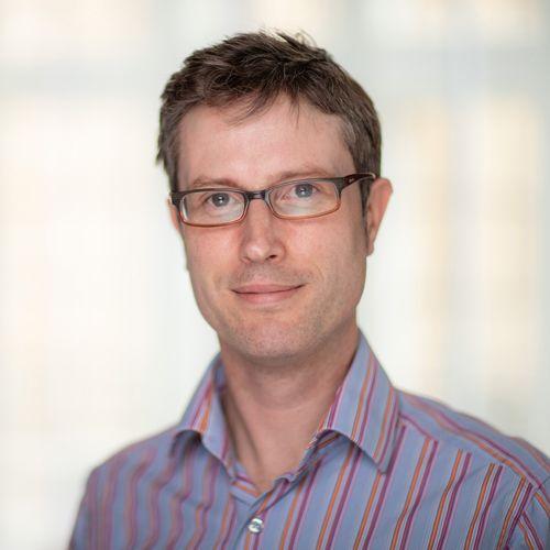 Associate Professor Peter Scarborough