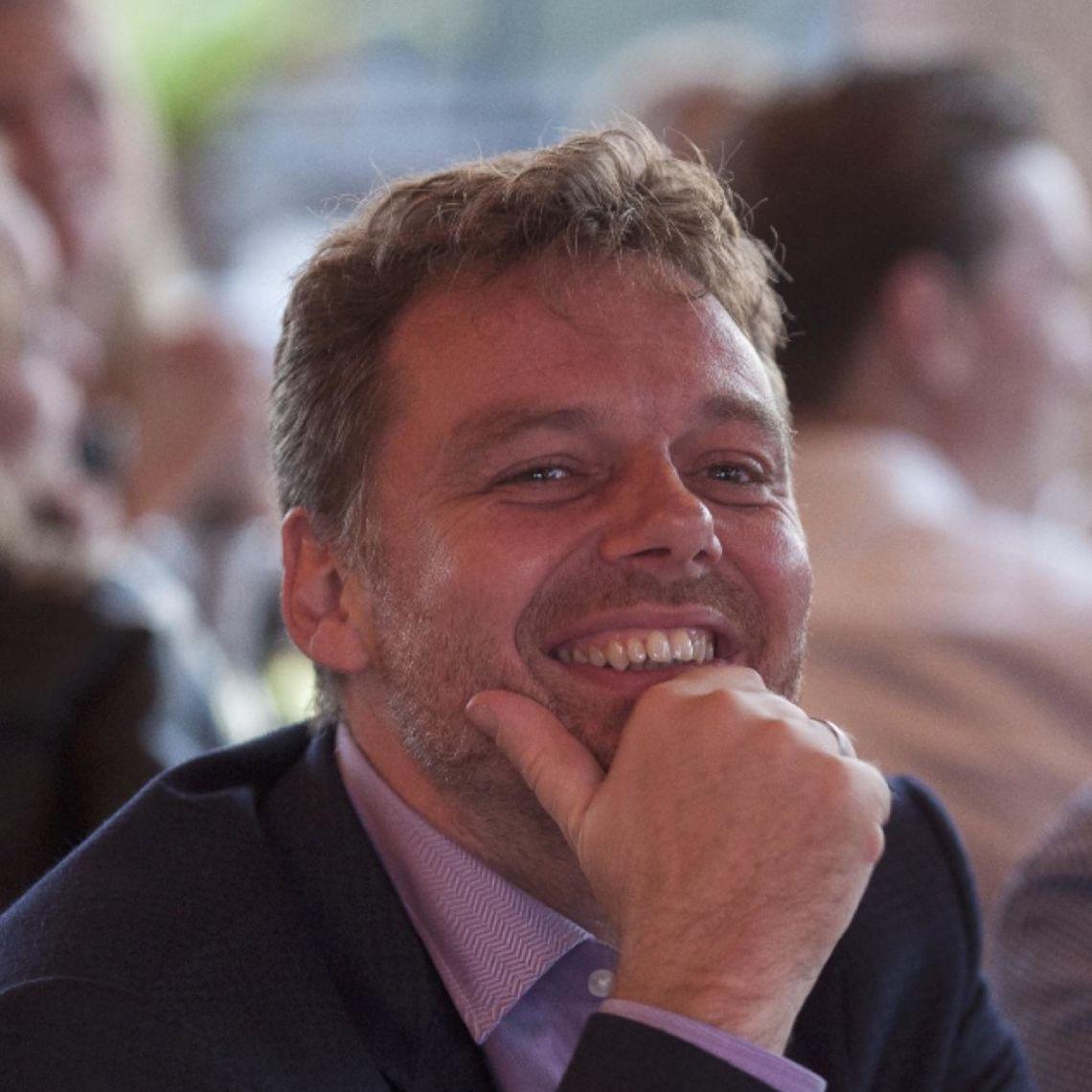 Professor H Rogier van Doorn