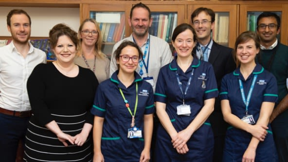 The Oxford severe asthma MDT comprises a team of clinicians, nurses, a specialist pharmacist and an administrator. As a team we seamlessly integrate clinical research with delivery of secondary and tertiary severe asthma care.