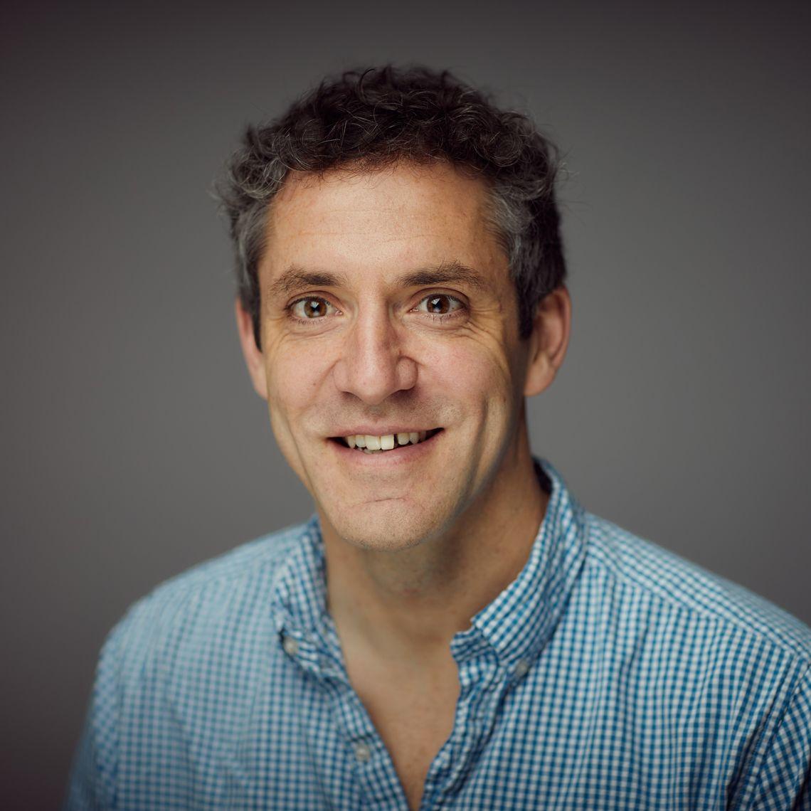 Dr Jacob McKnight