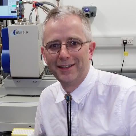 James Naismith — University of Oxford, Medical Sciences Division