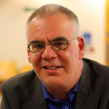 Professor Crispin Jenkinson