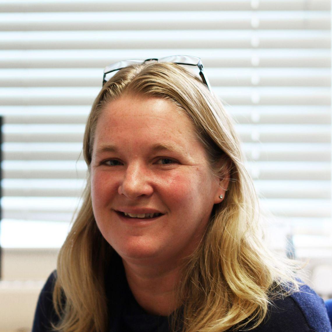 Dr Jane Wolstenholme