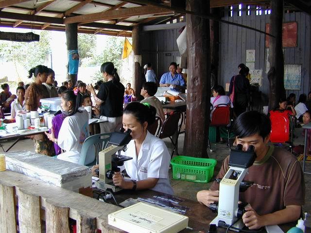 Field microscopy