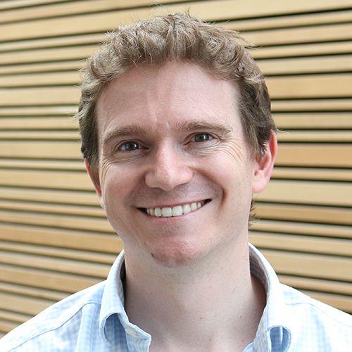 Associate Professor David Eyre