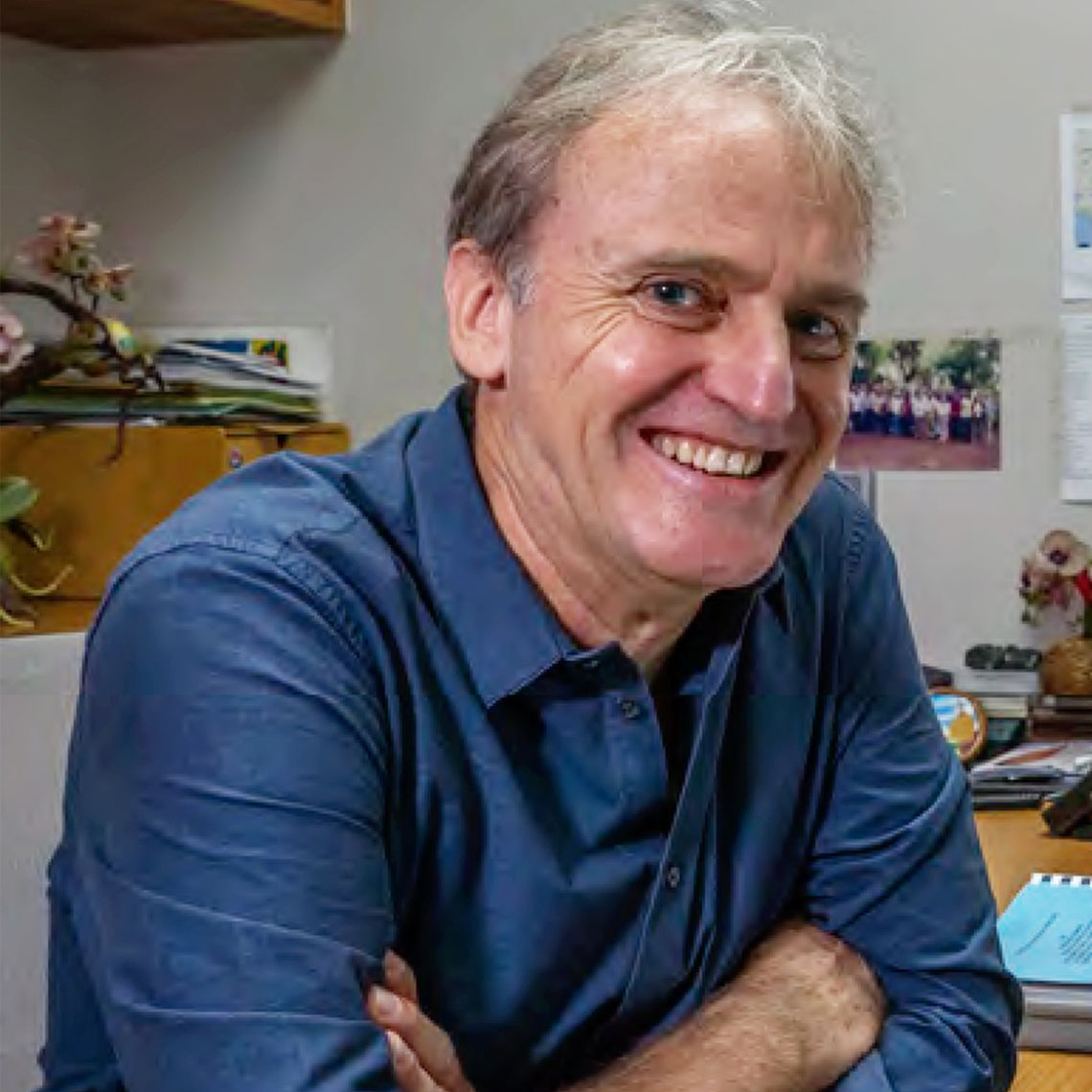 Professor Adrianus Dondorp
