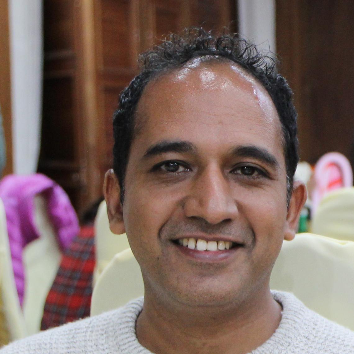 Dr Vijay Srinivasan