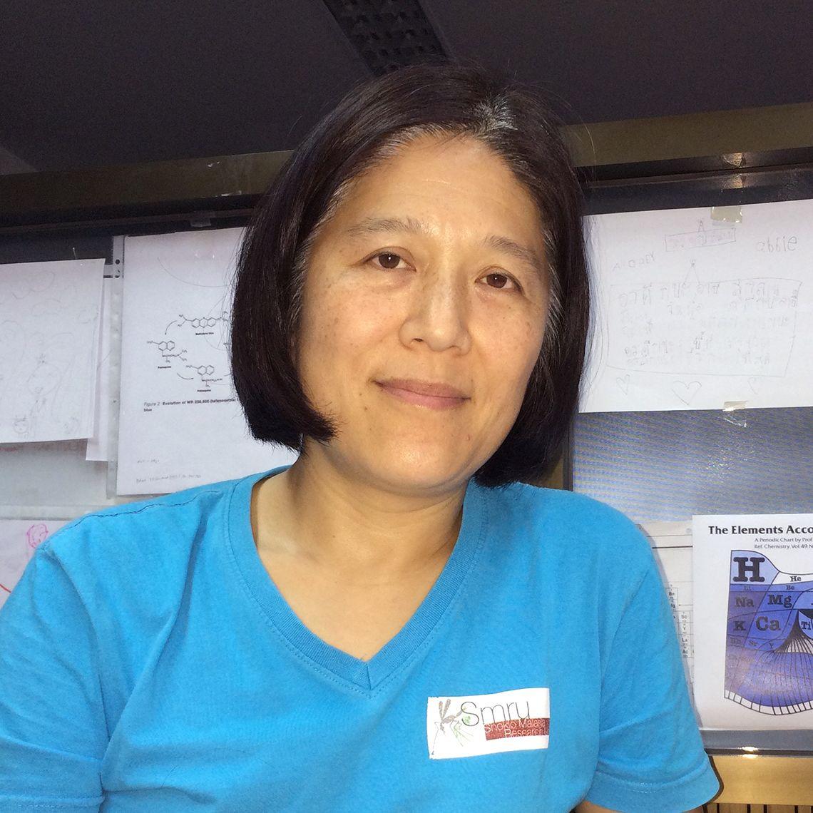 Dr Cindy Chu