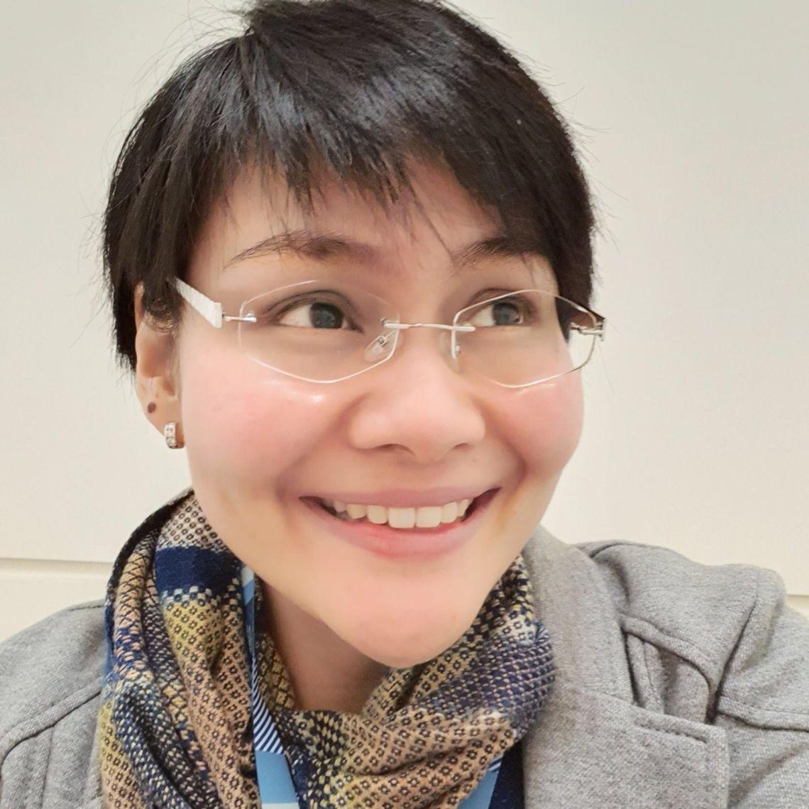 Dr Claire Chewapreecha