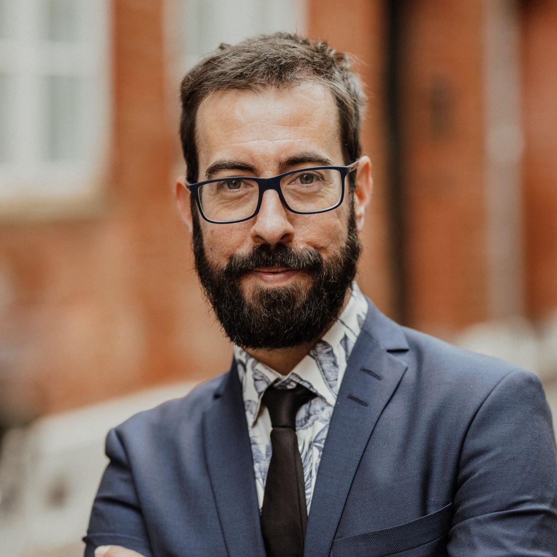 Dr Alberto Santos Delgado