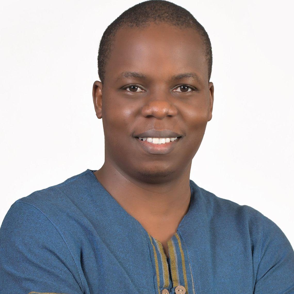 Dr Edwine Barasa