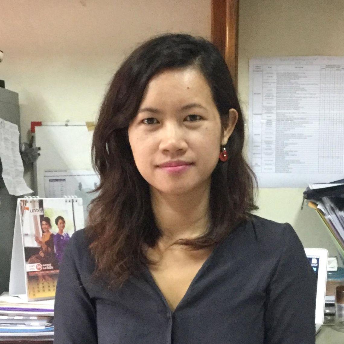Dr Vilada Chansamouth