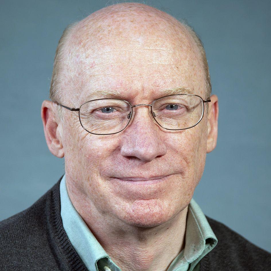 Professor Christopher Parry