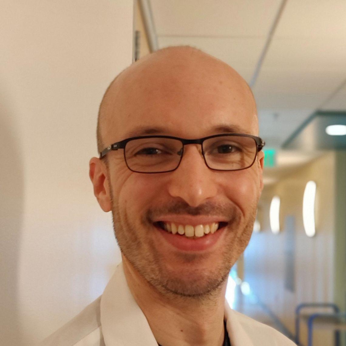 Dr. Adam Wilkinson