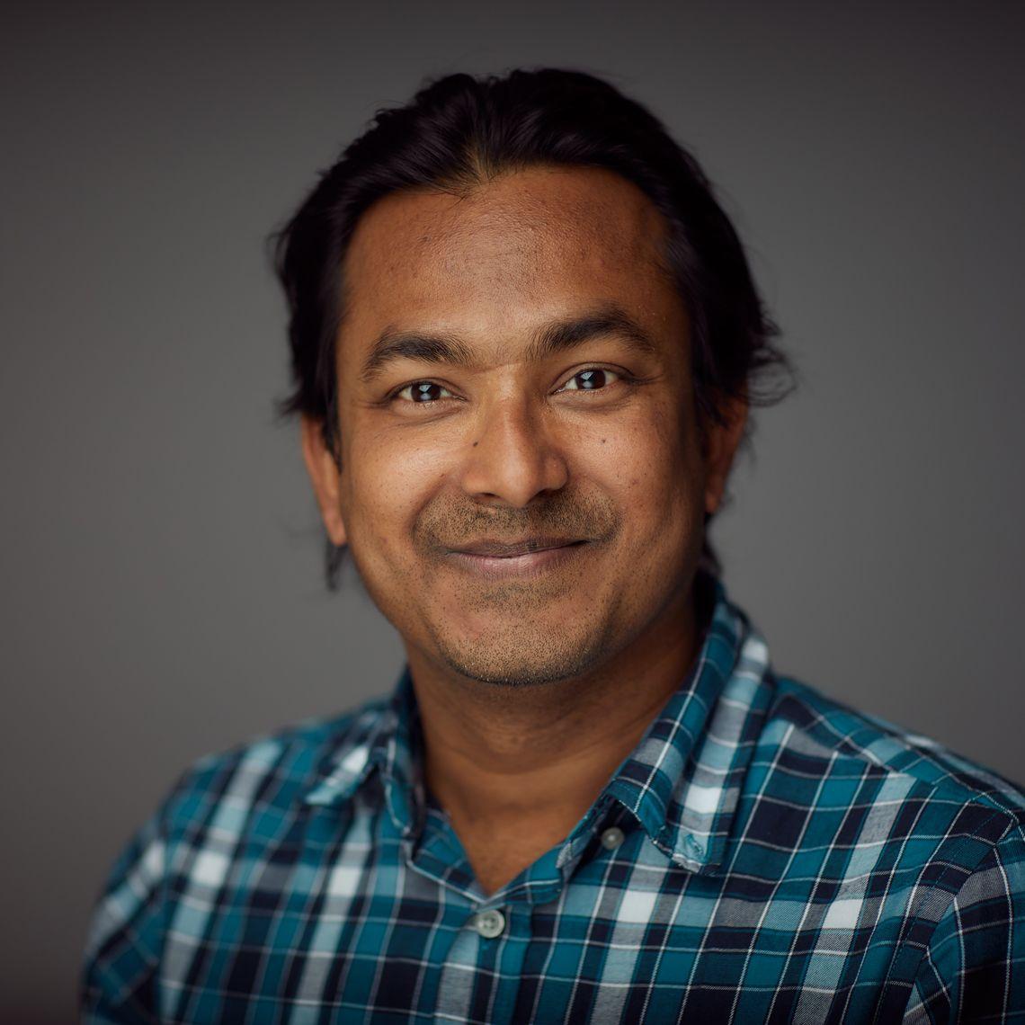 Dr Debashish Das