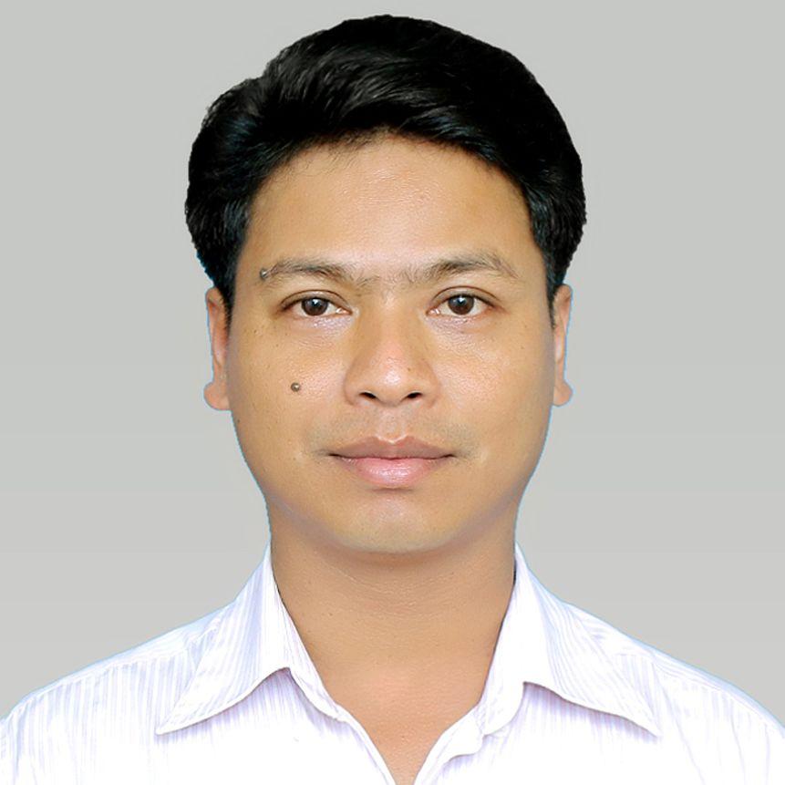 Dr Rupam Tripura