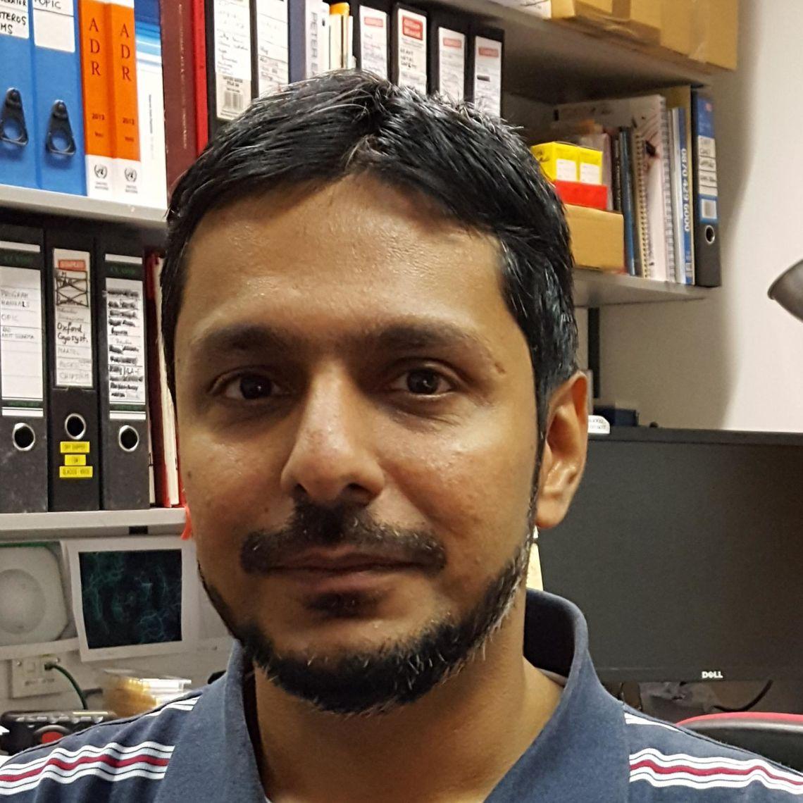 Senior CryoEM Staff Scientist