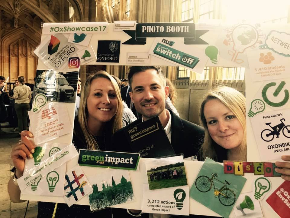 Green Impact Team Bronze Award