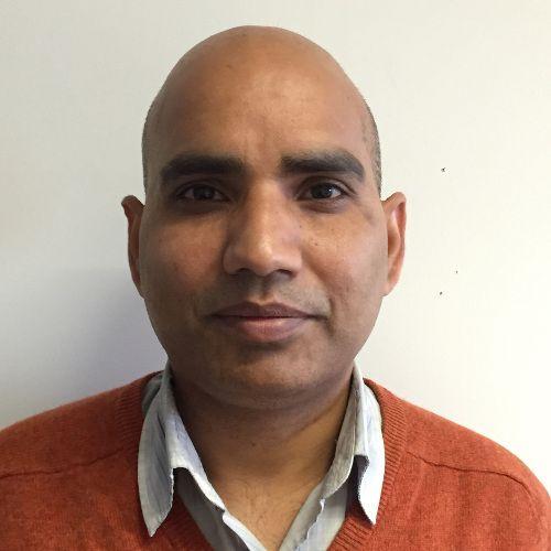 Dr Om Kurmi