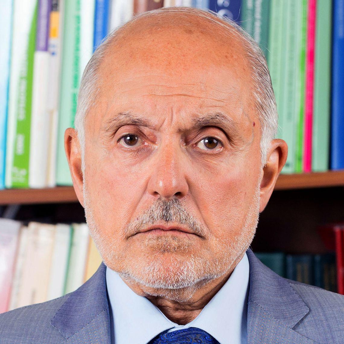 Professor David Zaridze