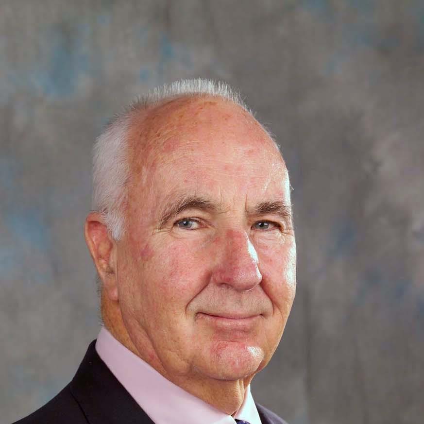 Professor Sir Peter Morris