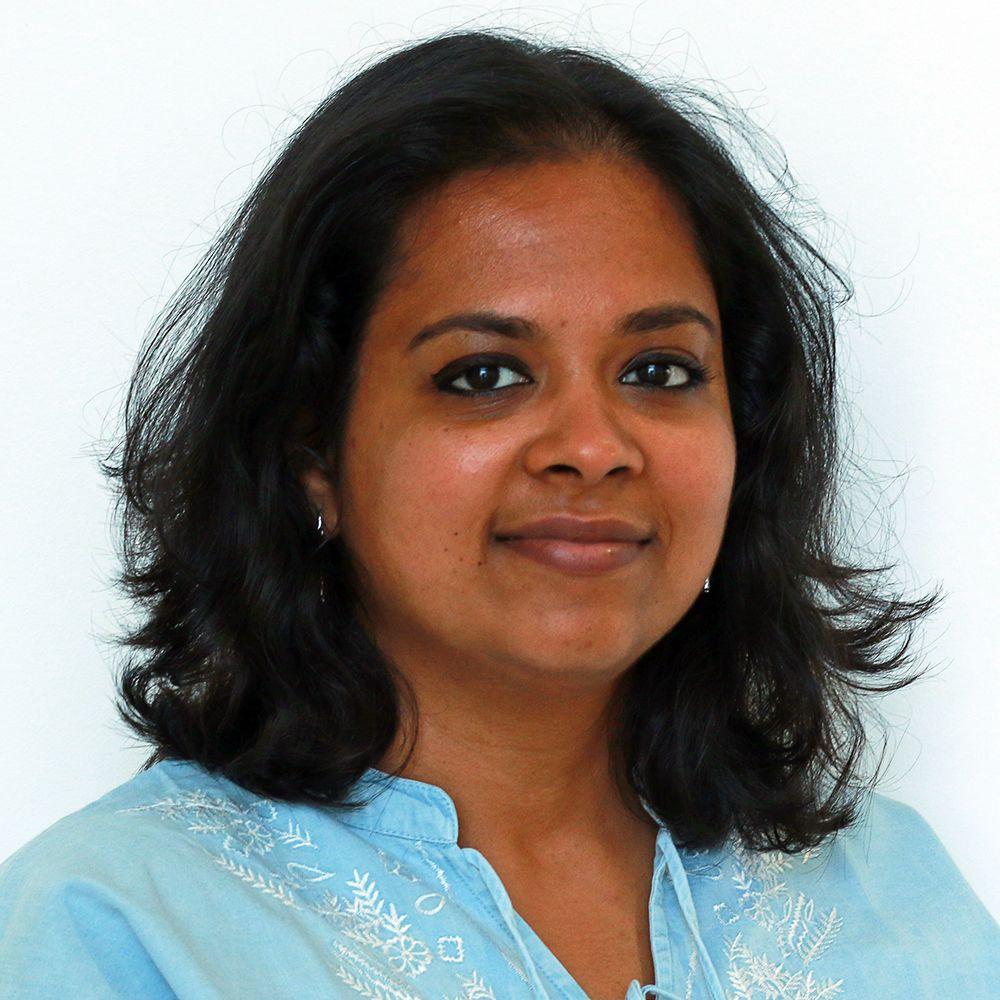 Dr Indrani Manoharan