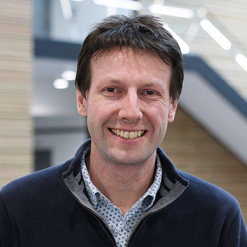 Associate Professor Daniel Wilson