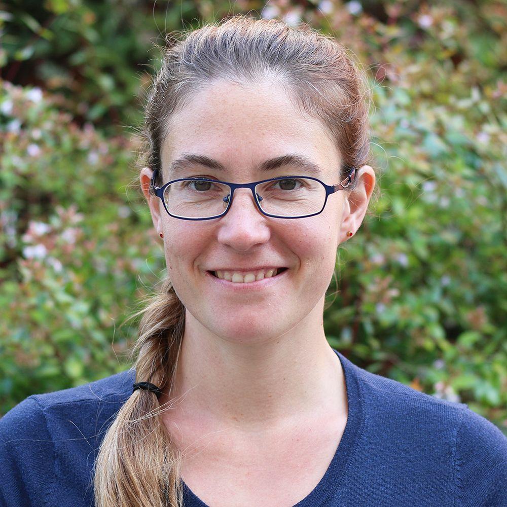 Dr Johanna Ramroth
