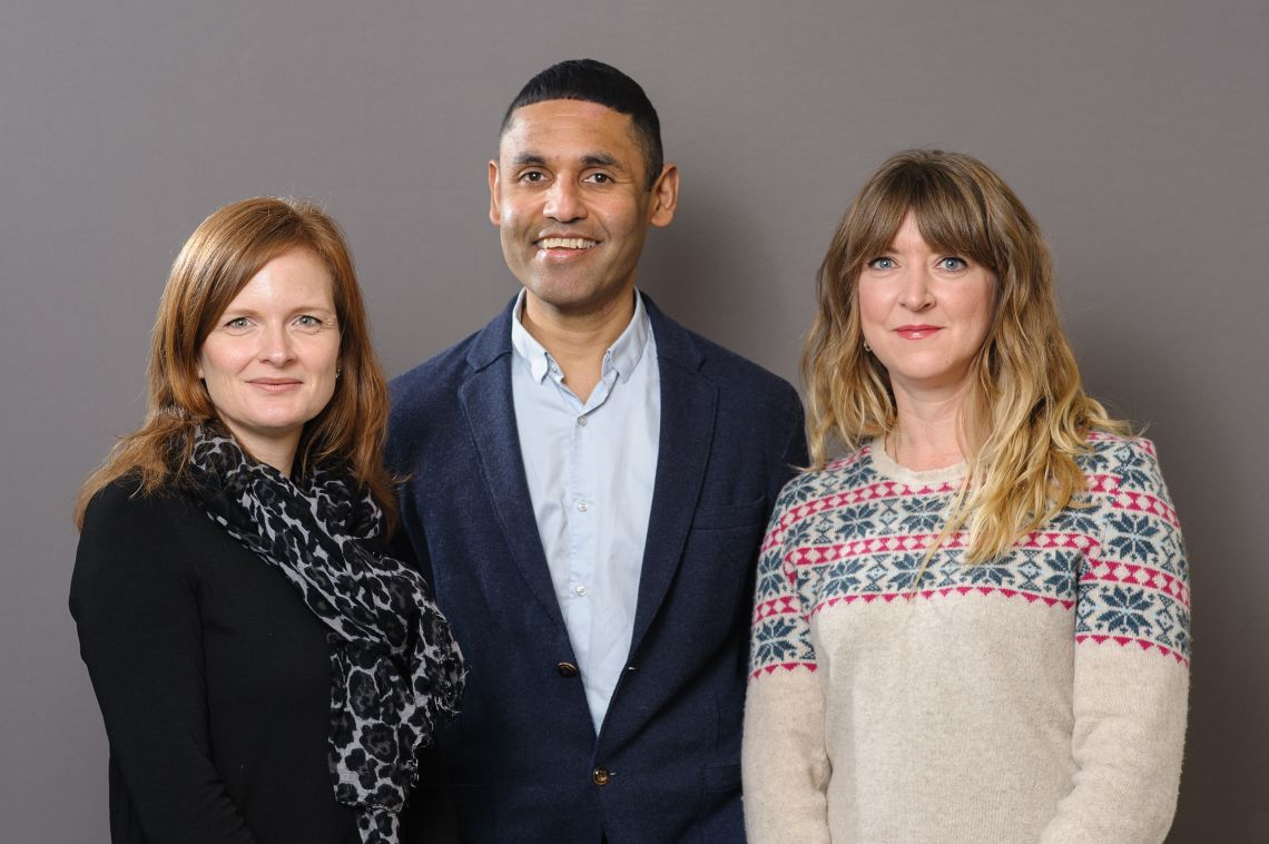 Emma Newcombe, Fadil Hannan, Helen Price