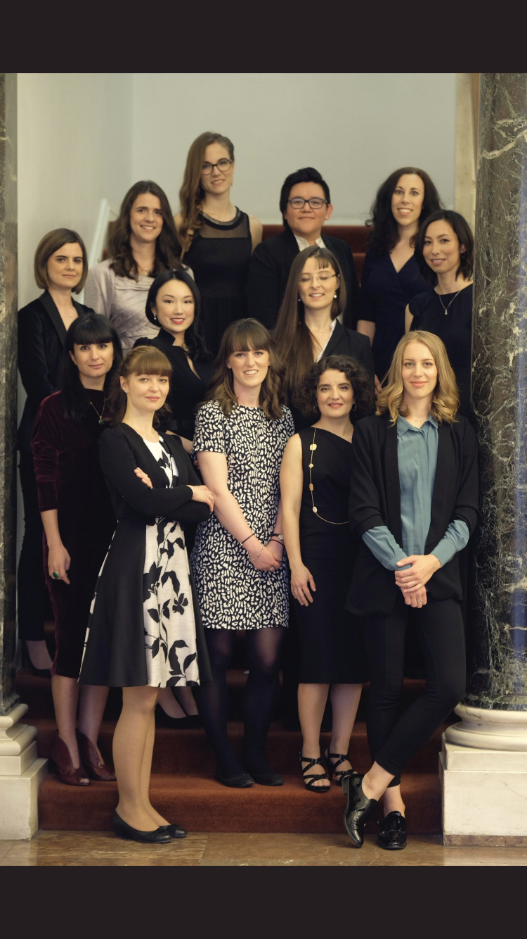 L'Oreal-Unesco For Women in Science UK and Ireland Fellowship - Highly Commended - Dr. Ana Sofia Cerdeira. Awarded in partnership with the UK National Commission for the UNESCO, the Irish National Commission for the UNESCO and with the support of the Royal Society