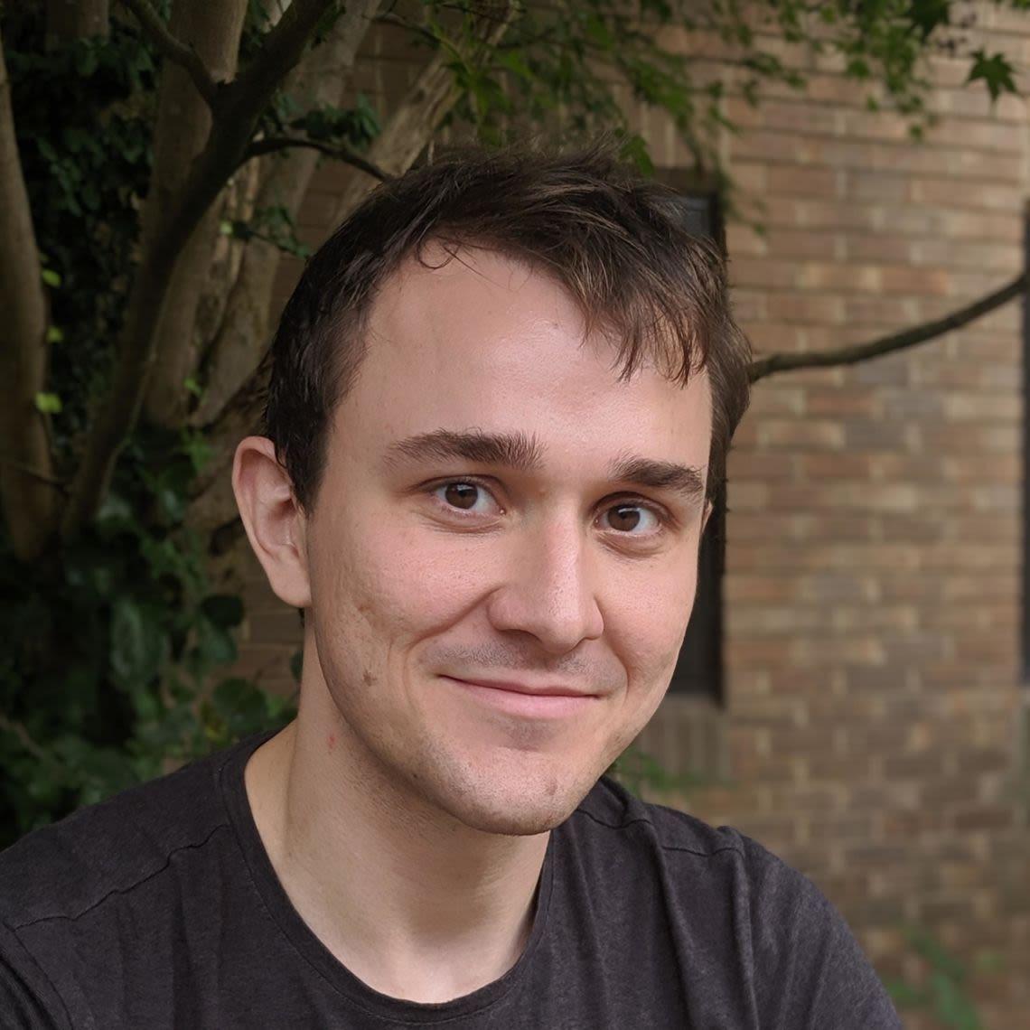 Edward Jacobs headshot