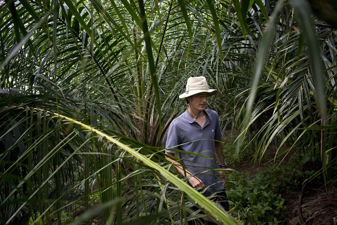 DPhil fieldwork in Northern Thailand