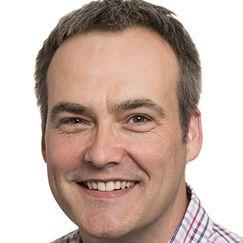 Professor Simon Hay