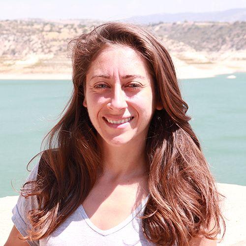 Dr Anna Frangou