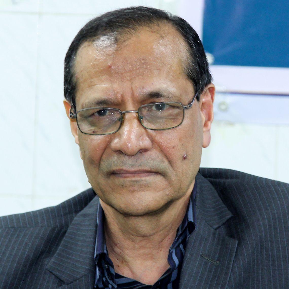 Professor Abul Faiz