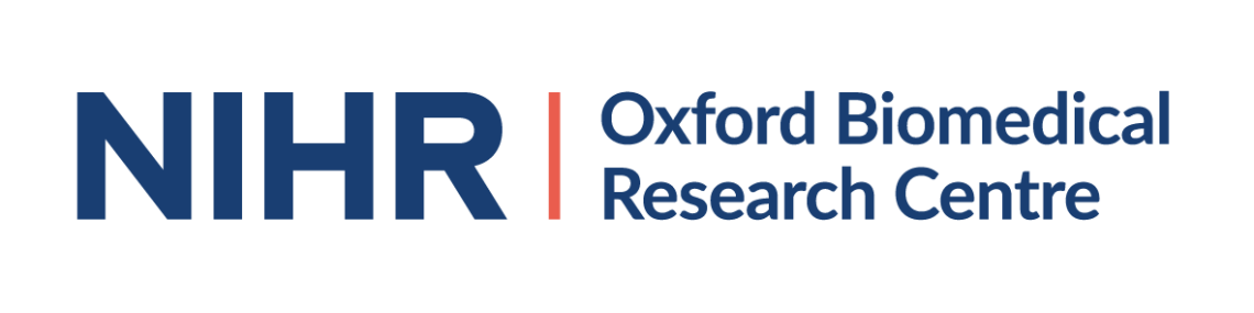 Logo for National Institute for Health Research Oxford Biomedical Research Centre