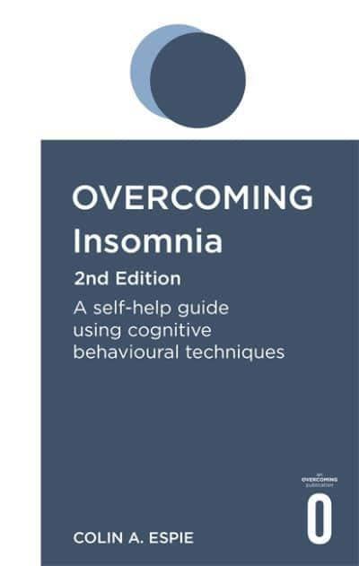 Overcoming Insomnia book cover