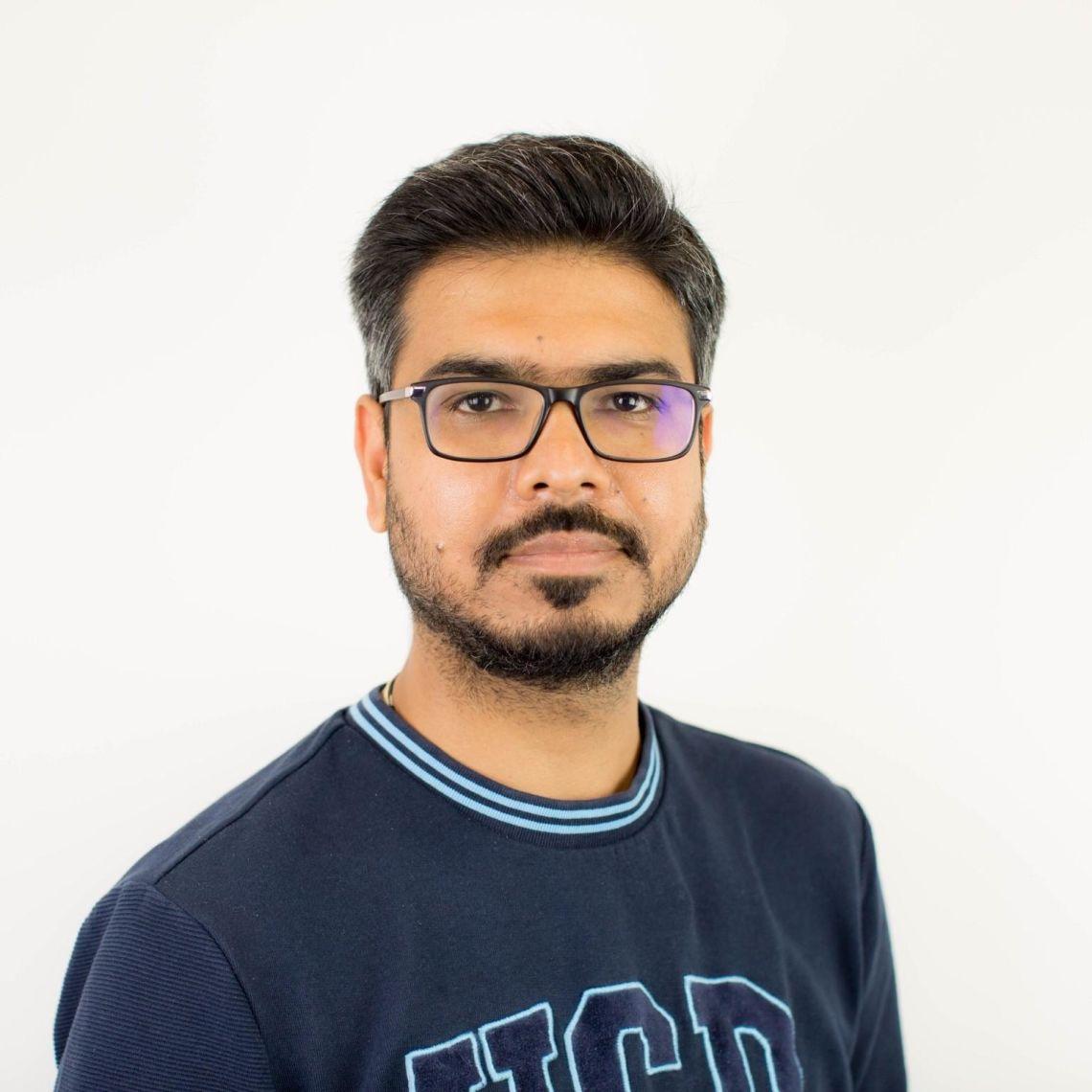 Kishlay Kumar