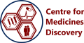 logo for the Centre for Medicines Discovery