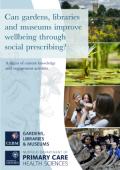 Social prescribing report