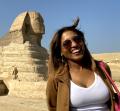 Photo of Gretchen Nelli in Egypt