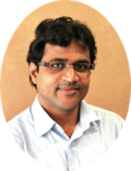 Sreenu Vattipally portrait