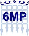 6MP Trial Logo