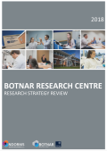 The Botnar Research Centre research strategy review 2018