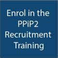 PPiP2 Recruitment Training blue tile