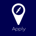 icon for the 'apply to the course' page