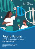 The cover of the 'Future Forum 2020' report